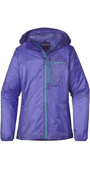 Patagonia W's Alpine Houdini Jacket Violet Blue